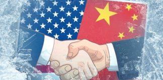 Hubungan AS China