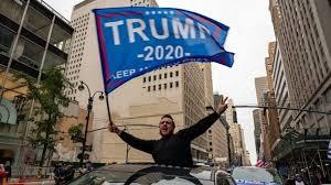 Konvoi Yahudi Pendukung Trump di New York Berujung Bentrok
