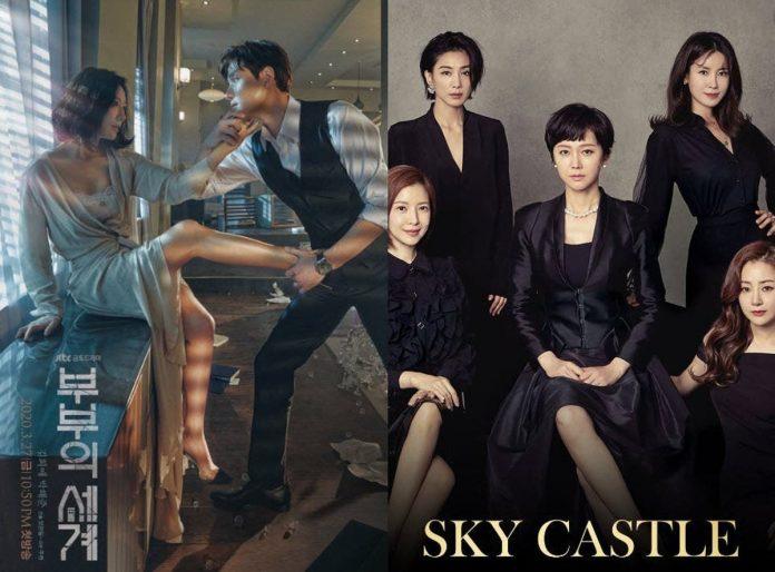 Drama Korea Sky Castle