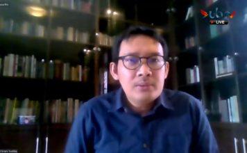 Buku Ekonomi Politik Ahmad Erani