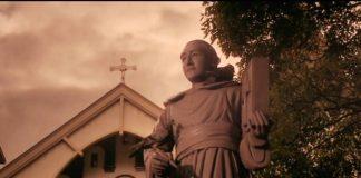 Gereja dalam film Tanda Tanya